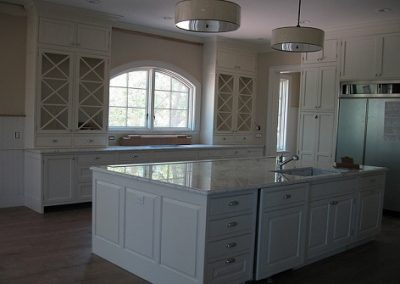 French Country Kitchen - Cliffs at Walnut Cove