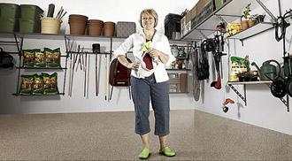 Garage Storage & Garage Shelving