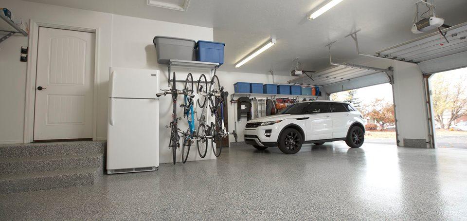 Garage Flooring - The Garage Authority