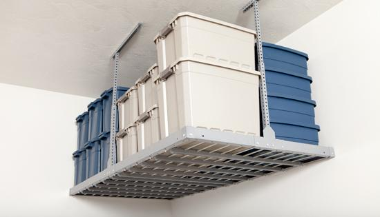 Ceiling & Wall Mounted Storage