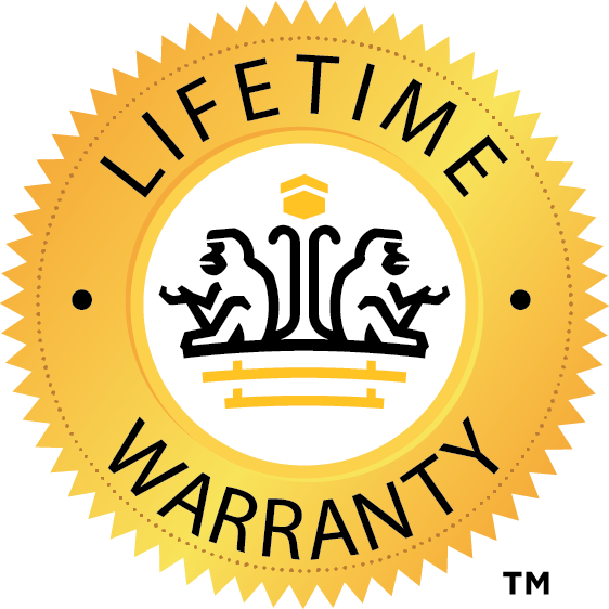 Monkey Bars Lifetime Warranty