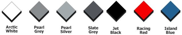 Garage Floor Tile Color Options