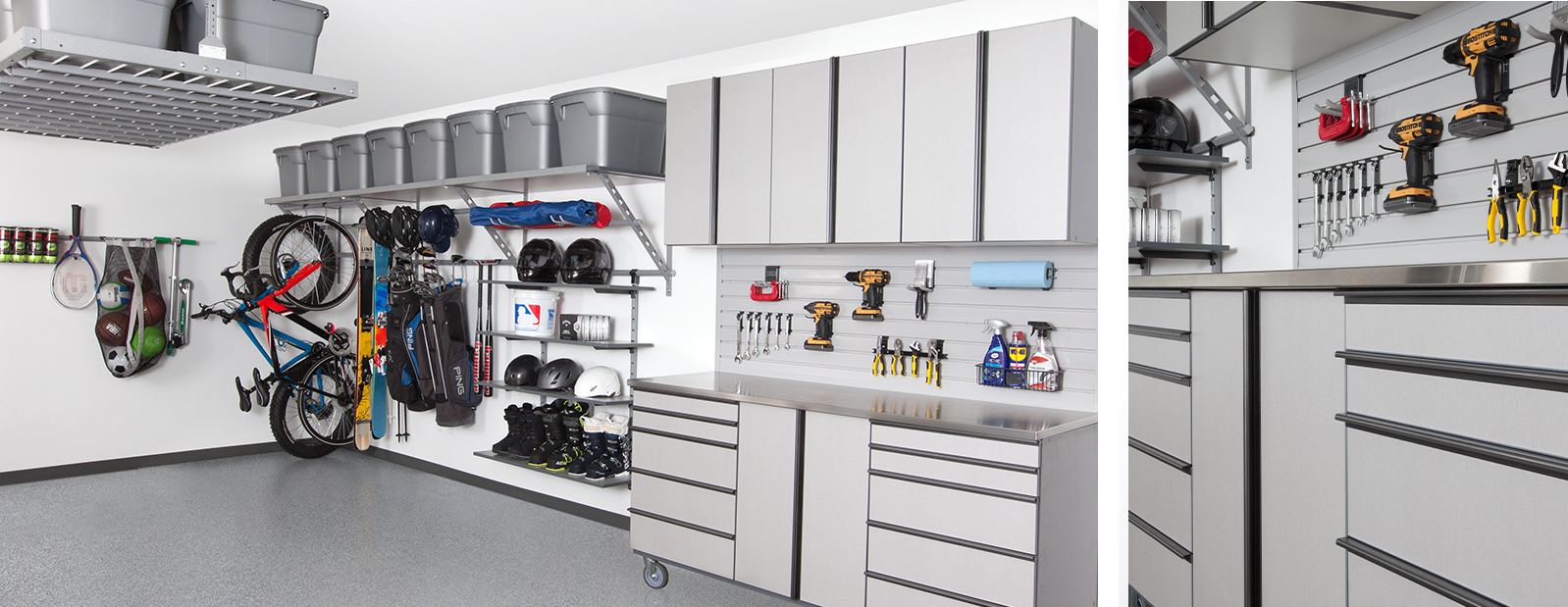 Garage Storage Solutions The Garage Authority